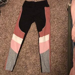 Pink Ultimate Workout Leggings